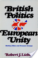 British Politics and European Unity