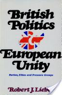 British Politics and European Unity