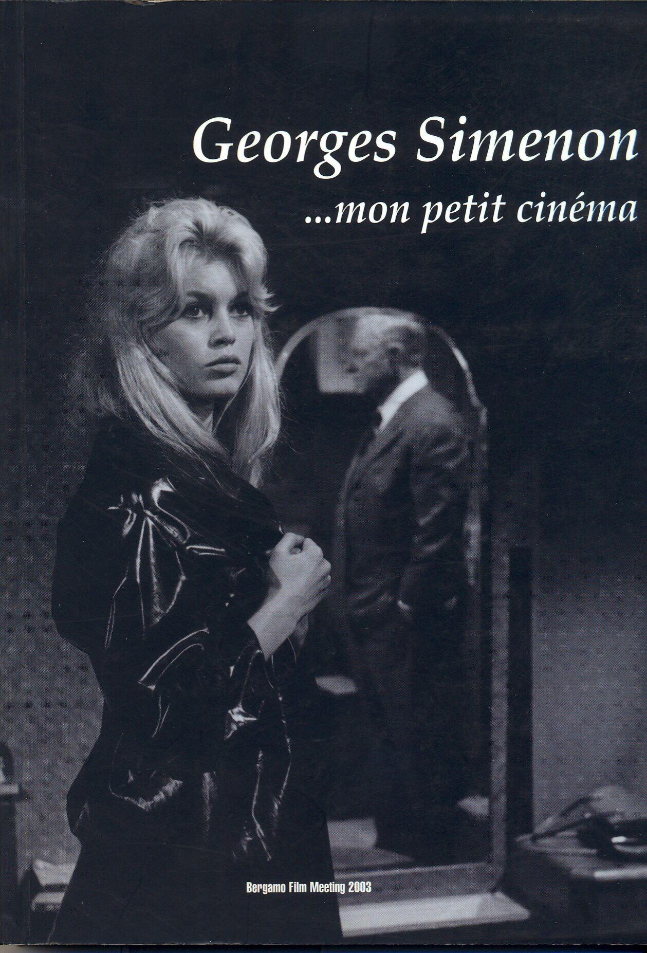 Simenon e Fellini: l'affresco e il mosaico