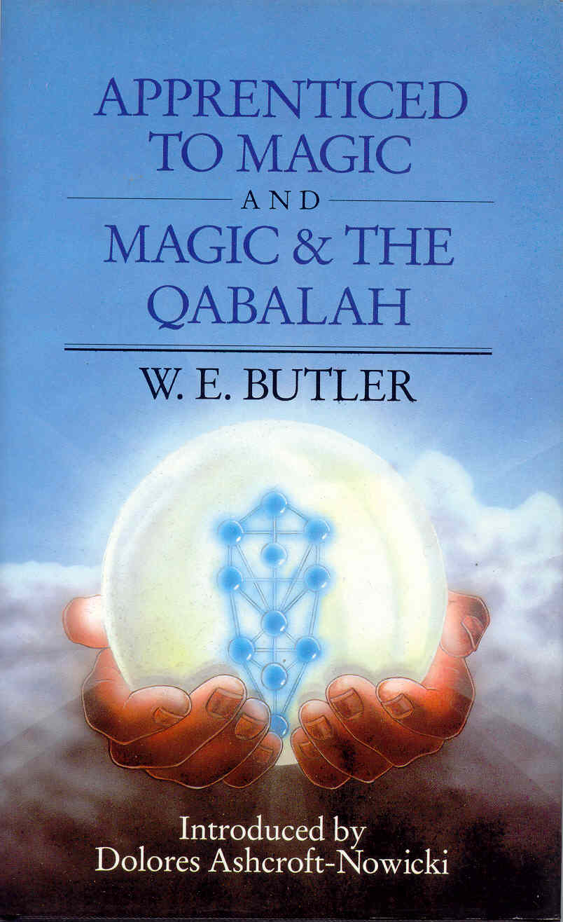 Apprenticed to Magic and Magic and the Qabalah