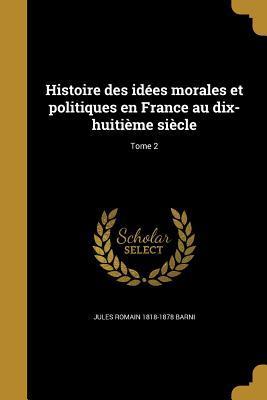 FRE-HISTOIRE DES IDEES MORALES