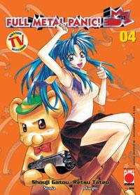 Full Metal Panic vol. 4