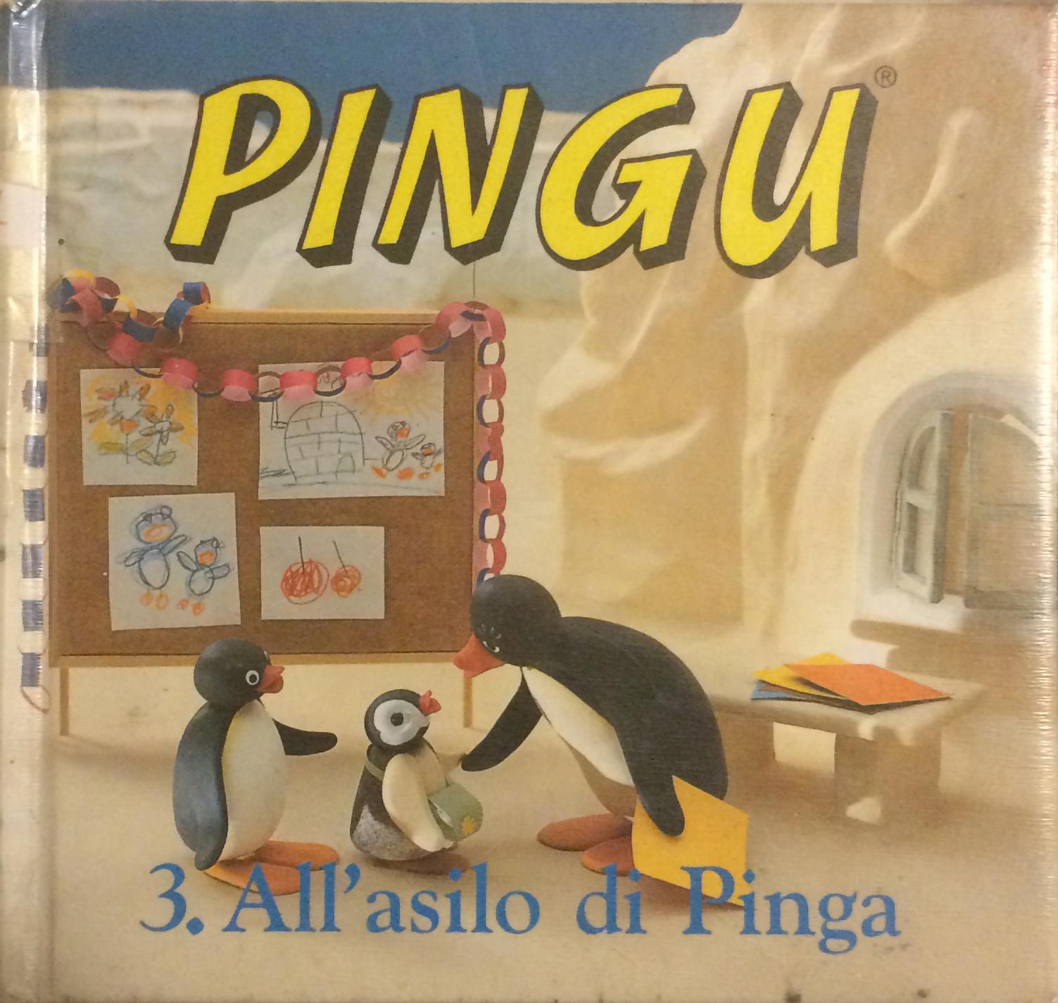 All'asilo di Pinga