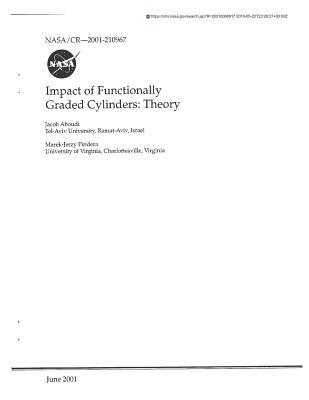 Impact of Functionally Graded Cylinders