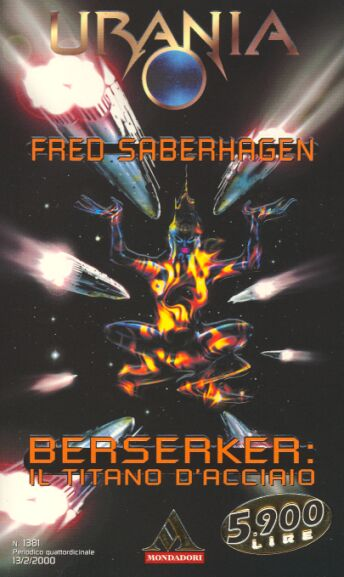 Berserker: il titano d'acciaio