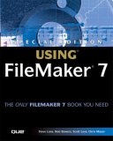 Special Edition Using FileMaker 7