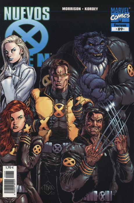 X-Men Vol.2 #89 (de 105)