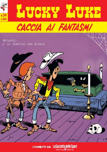 Lucky Luke n. 34