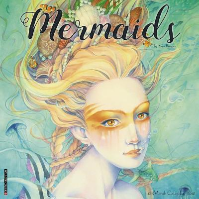 Mermaids 2018 Calendar