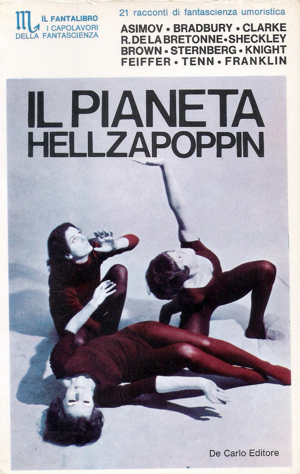 Il pianeta Hellzapop...