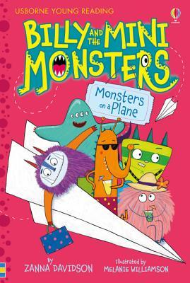 Billy and the Mini Monsters Monsters on a Plane (Young Reading Series 2 Fiction)
