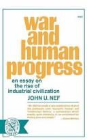 War and Human Progress