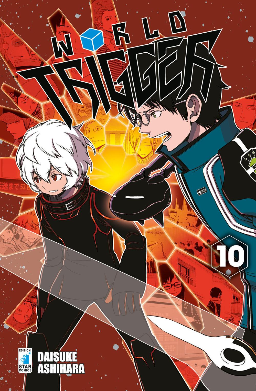 World Trigger vol. 10