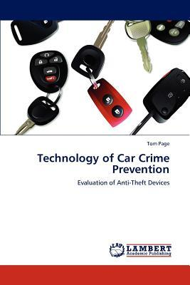 Technology of Car Crime Prevention