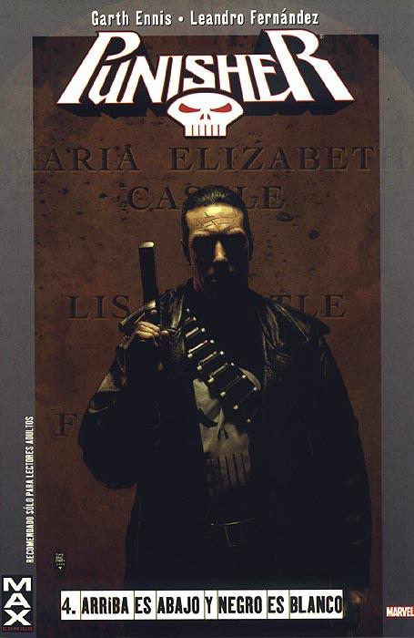 Max: Punisher #4