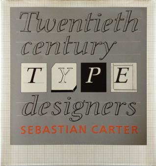 Twentieth century type designers