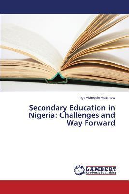 Secondary Education in Nigeria