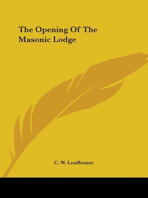 The Opening of the M...