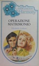 Operazione matrimonio