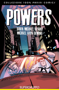 Powers vol. 4