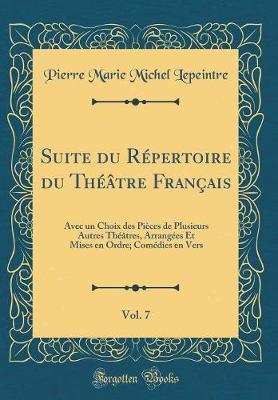 Suite du Répertoire...