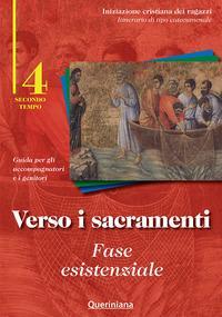 Verso i sacramenti