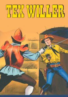 Tex Willer -kirjasto 22