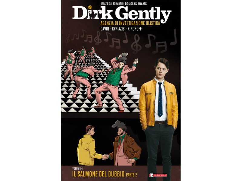 Dirk Gently vol. 4