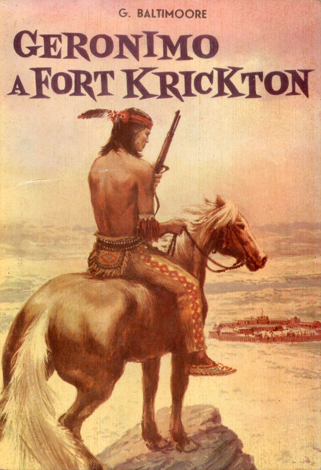 Geronimo a Fort Krickton