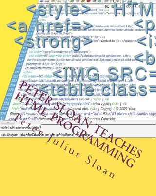 Peter Sloan Teaches Html Programming