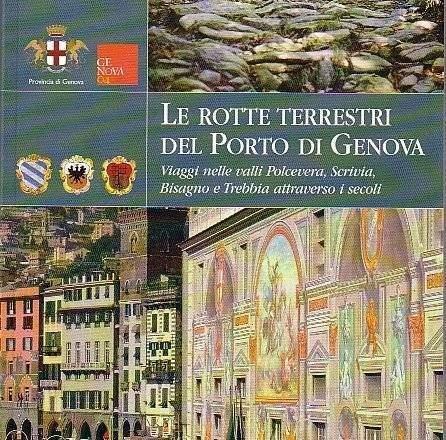Le rotte terrestri del porto di Genova
