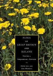 Flora of Great Britain and Ireland – Vol. 4