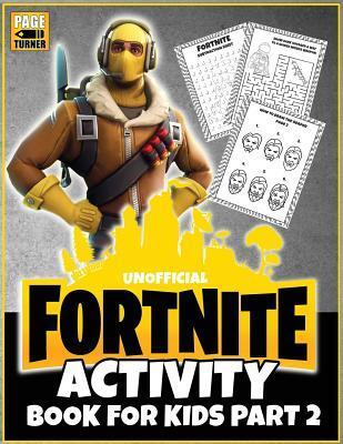 Fortnite Activity Book (Part 2)