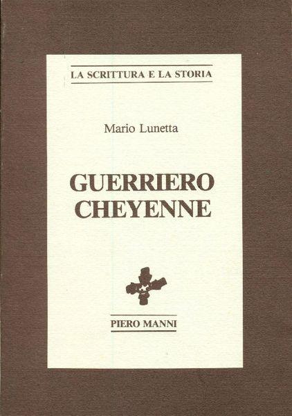 Guerriero Cheyenne