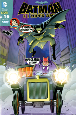 Batman e i Superamic...