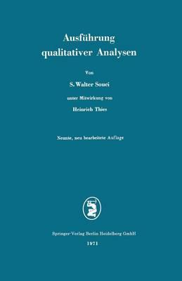 Ausfuhrung Qualitativer Analysen