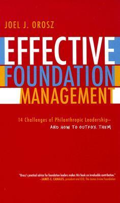 Effective Foundation...