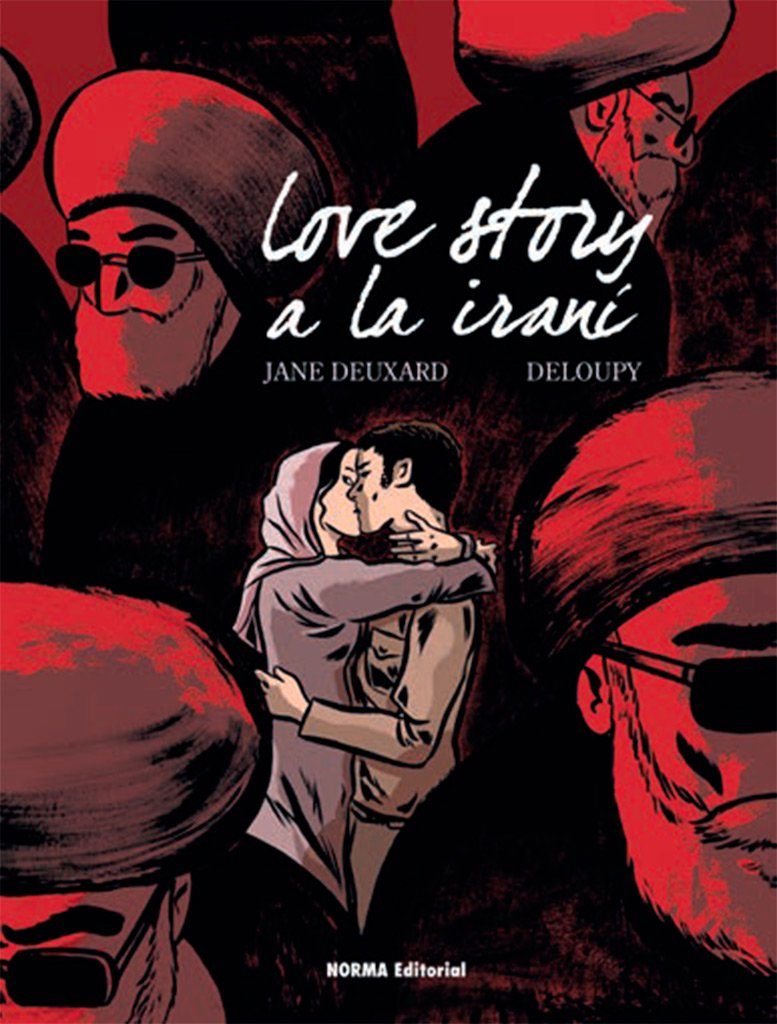 Love story a la iraní