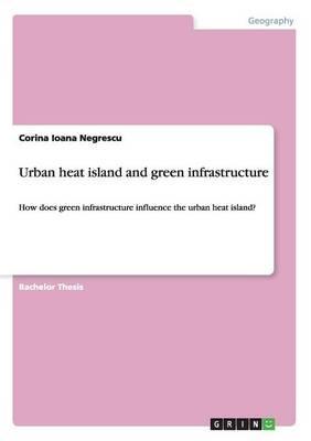 Urban heat island and green infrastructure