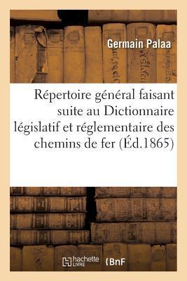 Repertoire General Ou Complément