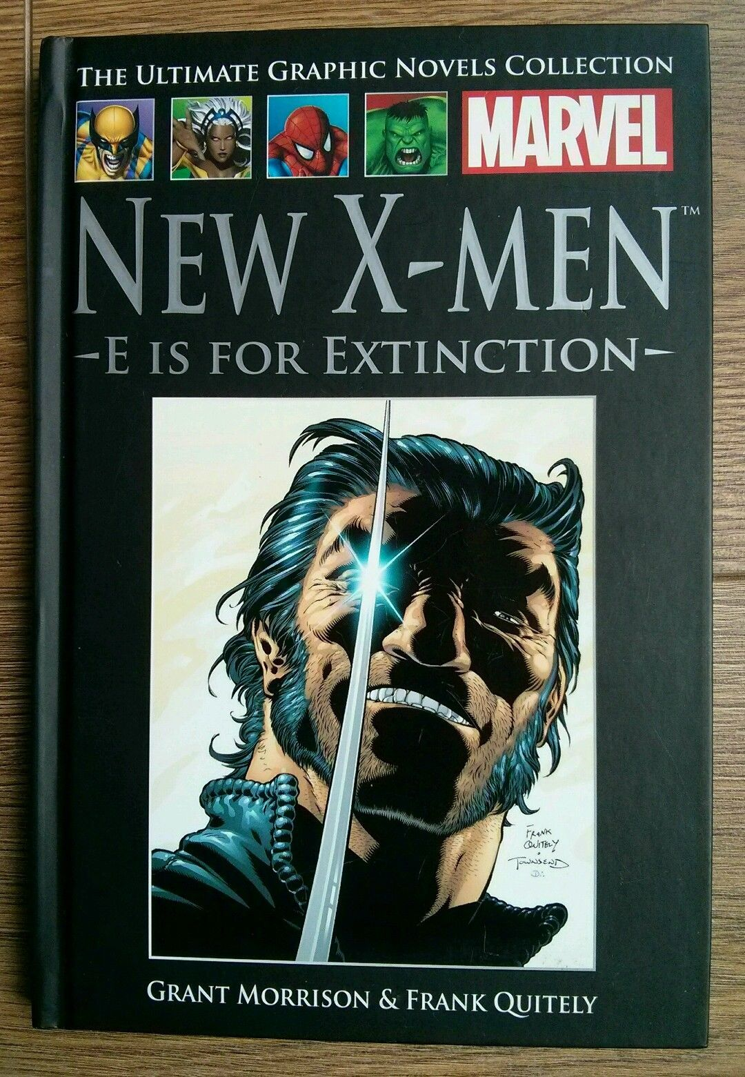 New X-Men: E Is for ...