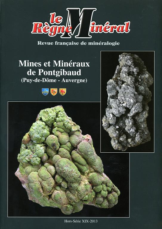 Mines et minéraux de Pontgibaud (Puy-de-Dôme - Auvergne)