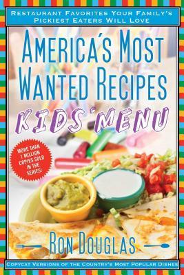 America's Most Wanted Recipes Kids' Menu