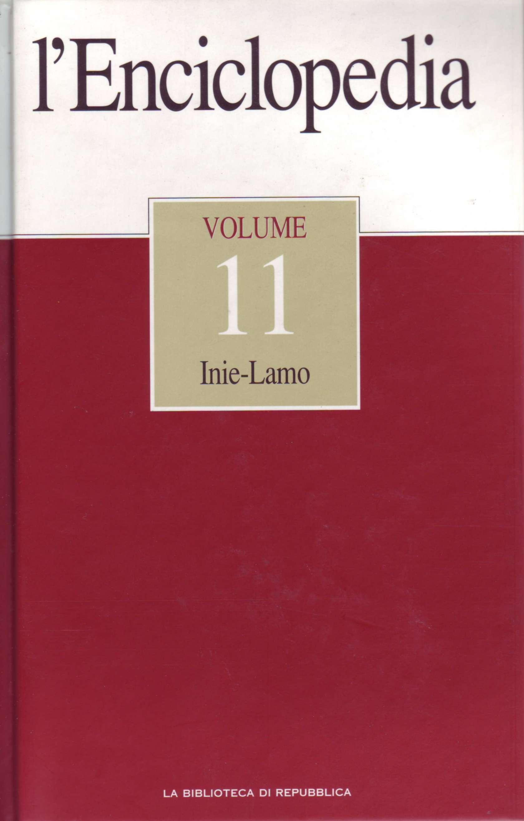 L'Enciclopedia - Vol. 11