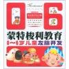 蒙特梭利教育:0-6岁儿童左脑开发