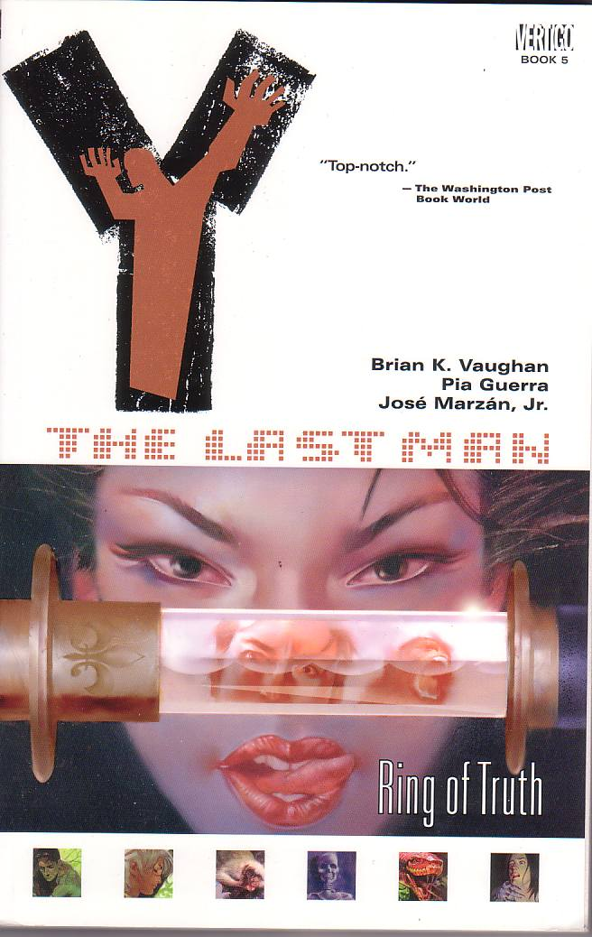 Y: The Last Man, Vol. 5