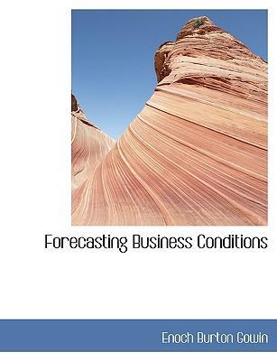 Forecasting Business...