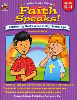 Faith Speaks!
