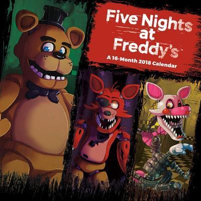 Five Nights at Freddy's 2018 Calendar