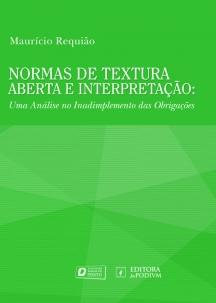 Normas de textura aberta e interpretação